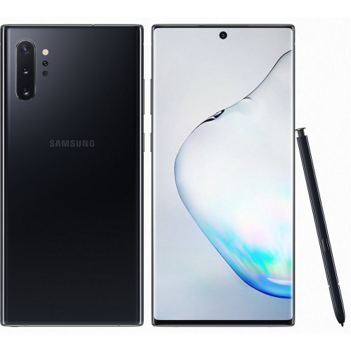 Samsung Galaxy Note10 8+256GB, Dual SIM [Aura Black] (használt)