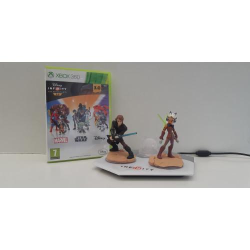 Disney Infinity 3.0 kezdőcsomag Xbox 360 (használt)
