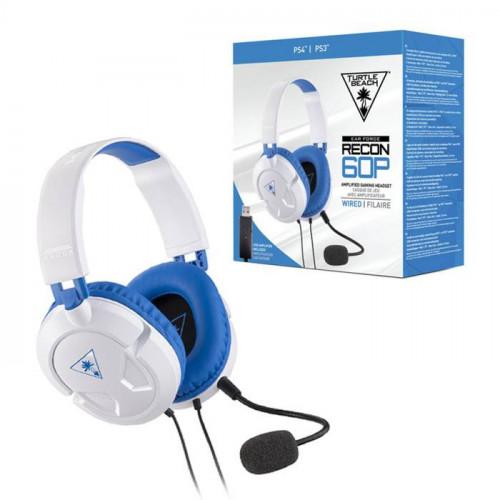 Turtle Beach Recon 60P Headset - fehér (Bontatlan)