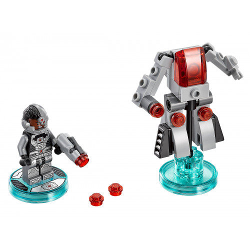 LEGO Dimensions - Cyborg Fun Pack Dimensions (használt)