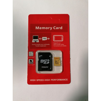Bakeey 128GB microSD memóriakártya + SD adapter (új)