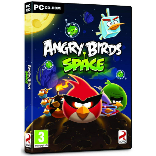 Angry Birds Space (bontatlan)