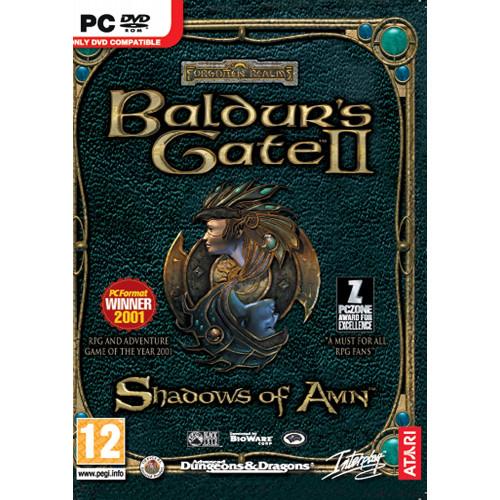 Baldur's Gate 2: Shadows of Amn (bontatlan)