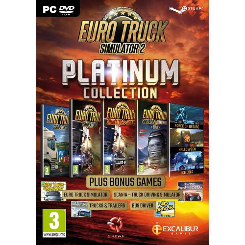 Euro Truck Simulator 2 [Platinum Collection] (bontatlan)