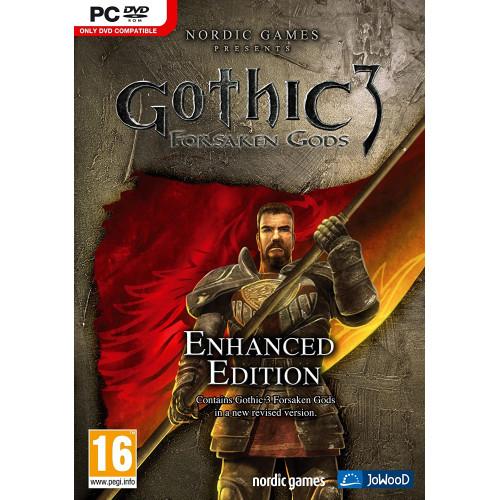 Gothic 3: Forsaken Gods [Enhanced Edition] (bontatlan)