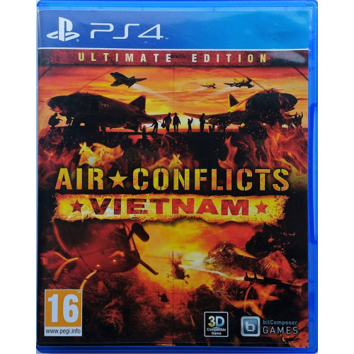 Air Conflicts: Vietnam (Ultimate Edition)