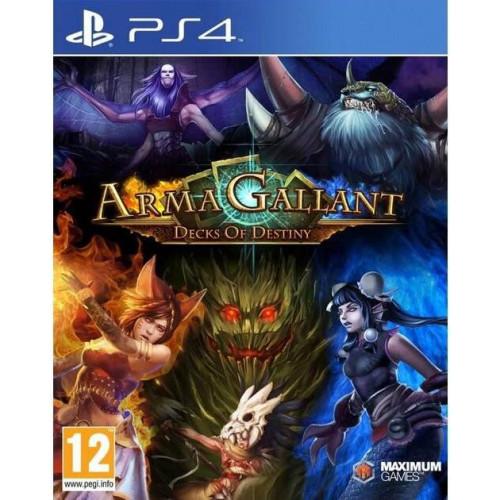 ArmaGallant: Decks of Destiny (bontatlan)