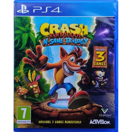 Crash Bandicoot N.Sane Trilogy (bontatlan)
