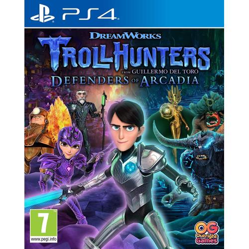 Trollhunters: Defenders of Arcadia (bontatlan)