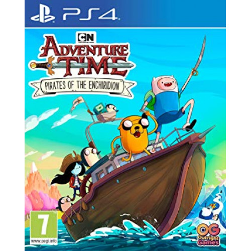 Adventure Time: Pirates of the Enchiridion (bontatlan)