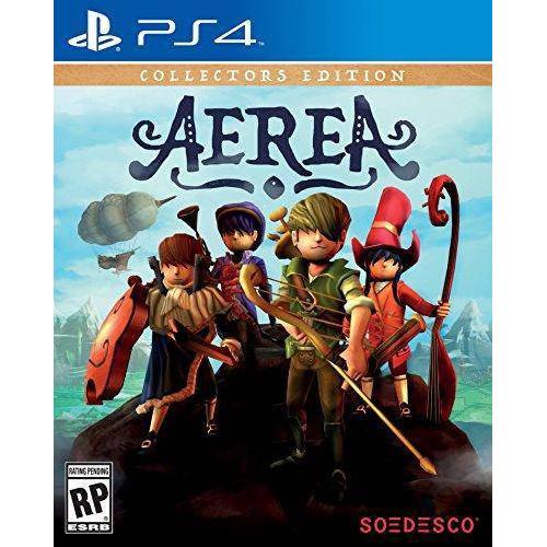 Aerea [Collector's Edition] (bontatlan)
