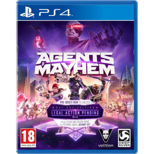 Agents of Mayhem (bontatlan)