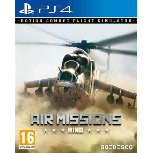 Air Missions: HIND (bontatlan)
