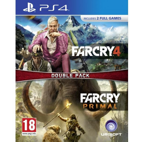 Far Cry Double Pack (bontatlan)