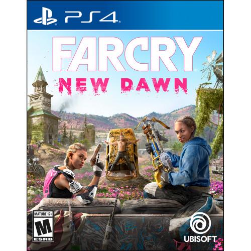 Far Cry New Dawn (bontatlan)