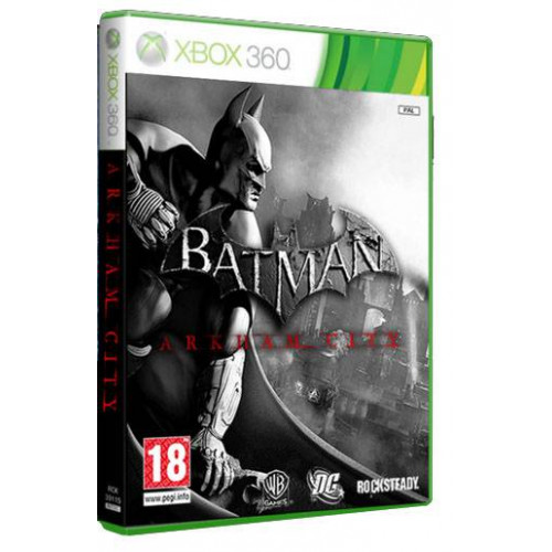 Batman: Arkham City (steelbook)