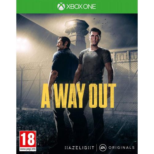 A Way Out (bontatlan)