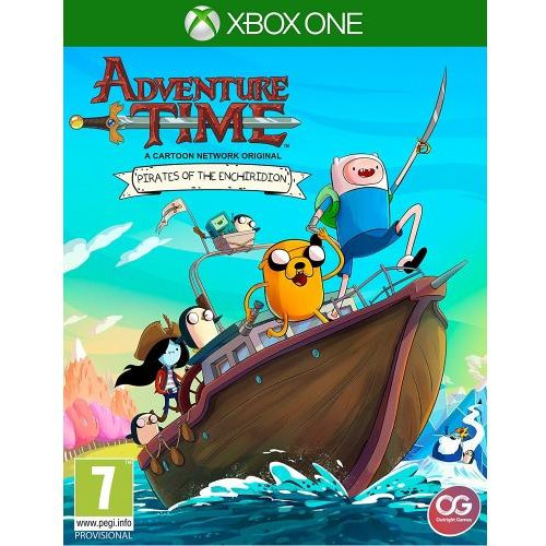 Adventure Time: Pirates of the Enchiridion (bontatlan)