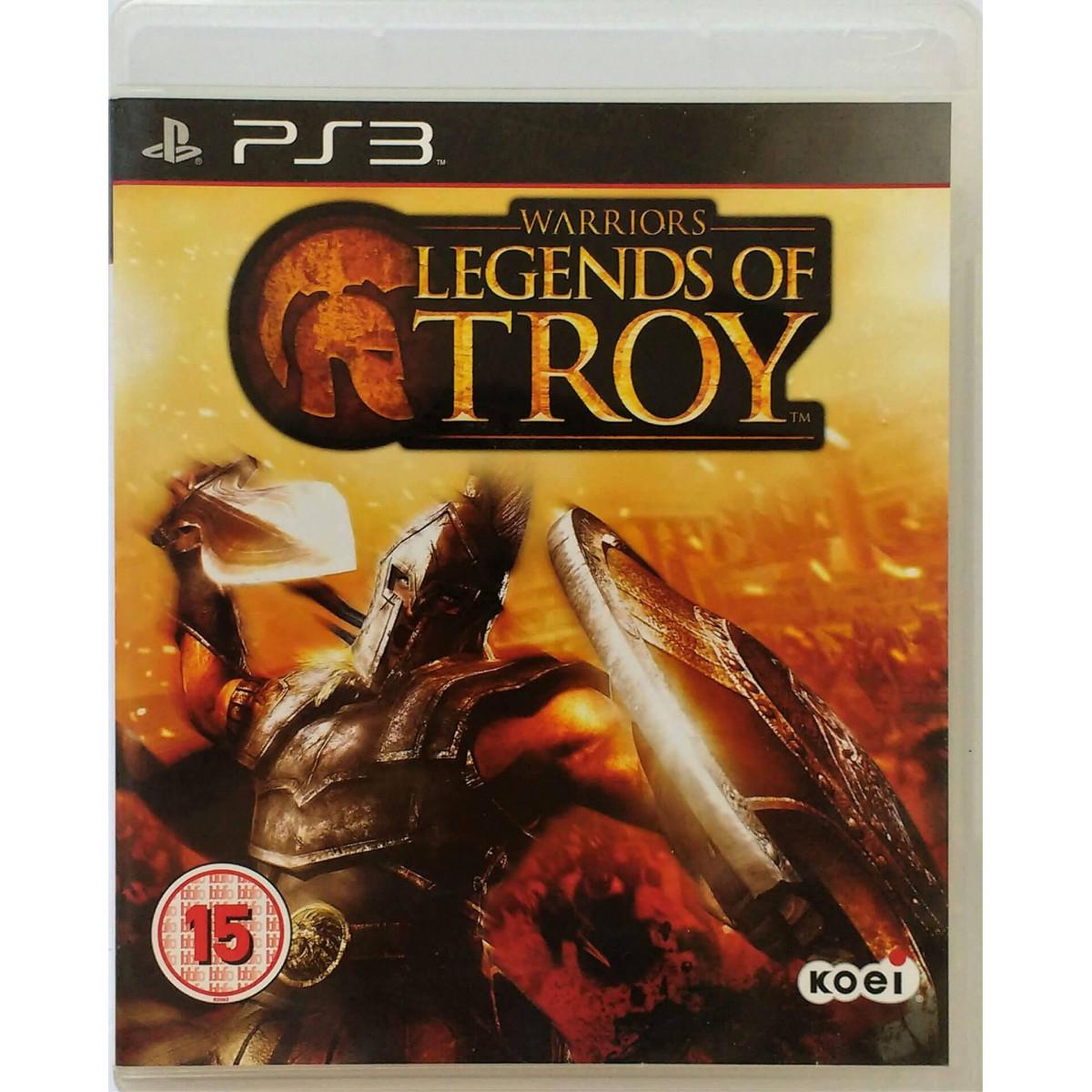 Warriors Legends Of Troy Ps3 Allegro