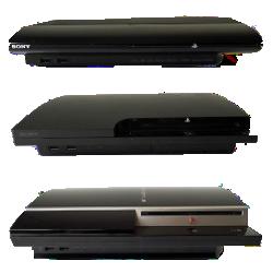 PS3 konzolok