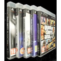 PS3 játékok
