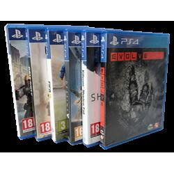 PS4 játékok