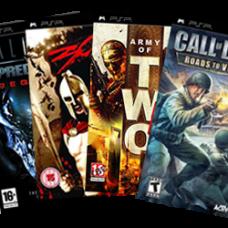 PSP játékok