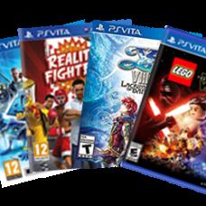 PS Vita játékok