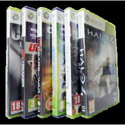 Xbox 360 játékok