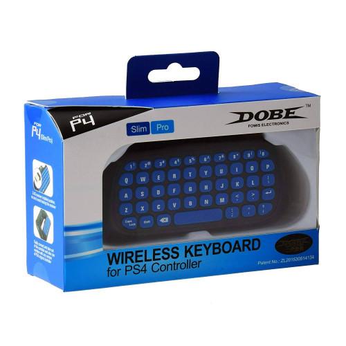 Dobe Mini Bluetooth Wireless billentyűzet PS4 kontrollere (bontatlan)