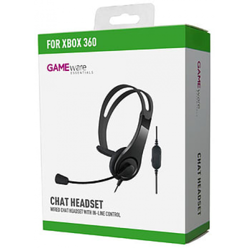 GAMEWARE XBOX 360 CHAT HEADSET (Bontatlan)
