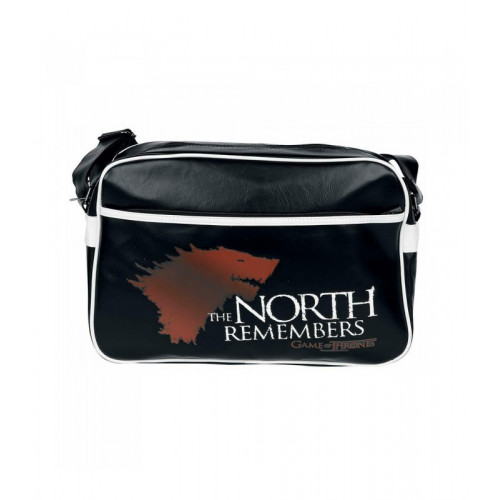 """ABYstyle Game of Thrones - """"The North Remembers"""" válltáska (új)"""
