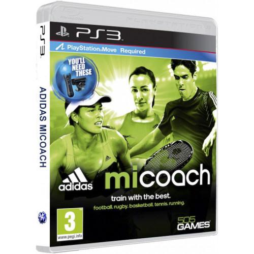 Adidas Micoach (bontatlan)